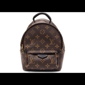brand new LOUIS VUITTON Monogram Backpack Mini